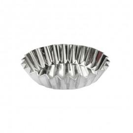 Alüminyum Yuvarlak Tart Kalıbı 9 cm
