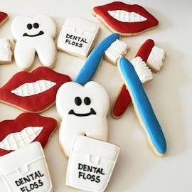 Diş Fırçası Metal Kurabiye Kalıbı
