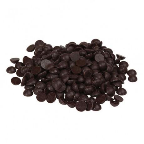 CARRİBA Damla Çikolata Bitter 1 Kg